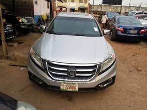 Honda Accord CrossTour 2015 EX-L Silver   Cars for sale in Lagos State, Ikeja