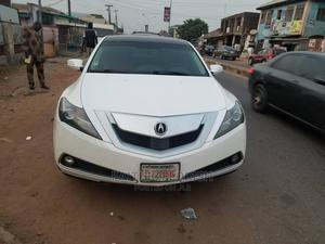 Acura ZDX 2010 Base AWD White | Cars for sale in Lagos State, Ikeja
