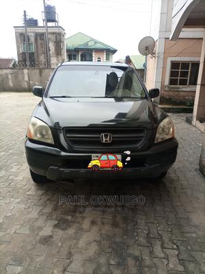 Honda Pilot 2003 EX 4x4 (3.5L 6cyl 5A) Green | Cars for sale in Rivers State, Port-Harcourt