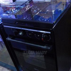 Midea Standing Gas Cooker 60by60 1+3 Burner With Oven   Kitchen Appliances for sale in Lagos State, Ojo