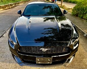Ford Mustang 2016 EcoBoost Premium Fastback Black | Cars for sale in Lagos State, Lekki