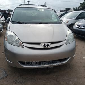 Toyota Sienna 2007 XLE Silver | Cars for sale in Lagos State, Apapa