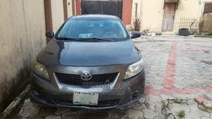 Toyota Corolla 2009 Gray   Cars for sale in Lagos State, Ajah