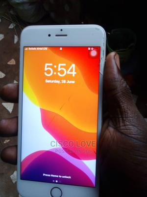 Apple iPhone 6s Plus 64 GB Silver | Mobile Phones for sale in Osun State, Ife