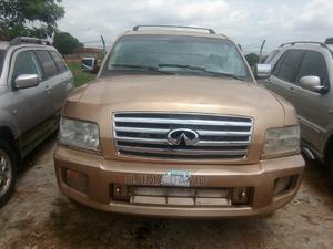 Infiniti QX56 2005 Gold   Cars for sale in Kaduna State, Kaduna / Kaduna State