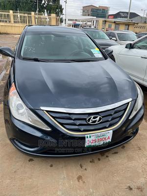 Hyundai Sonata 2011 Black   Cars for sale in Lagos State, Ikotun/Igando