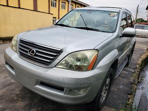 Lexus GX 2004 470 Silver | Cars for sale in Lagos State, Ikeja