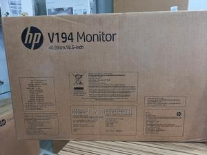 Hp 18.5 Inches Monitor | Computer Monitors for sale in Lagos State, Ikeja