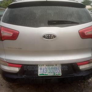 Kia Sportage 2009 Gray   Cars for sale in Delta State, Warri