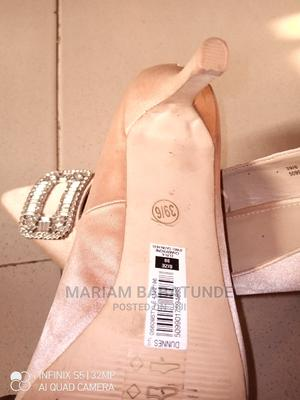 Covered Golden Shoe | Shoes for sale in Kwara State, Ilorin South