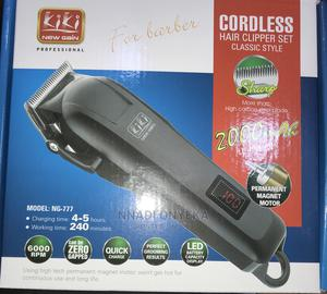 Rechargeable Clipper | Salon Equipment for sale in Lagos State, Ikeja