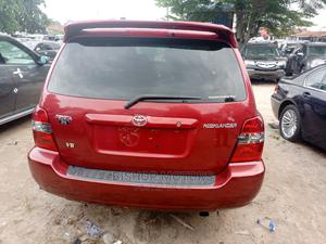 Toyota Highlander 2006 Red   Cars for sale in Lagos State, Amuwo-Odofin