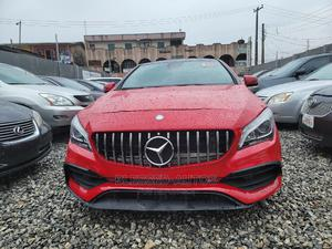 Mercedes-Benz CLA-Class 2014 Red | Cars for sale in Lagos State, Ogba