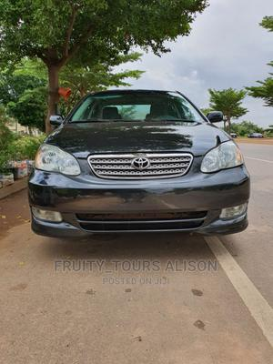Toyota Corolla 2004 S Black | Cars for sale in Abuja (FCT) State, Katampe