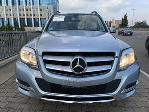 Mercedes-Benz GLK-Class 2014 350 4MATIC Blue | Cars for sale in Abuja (FCT) State, Central Business Dis