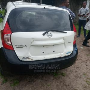 Nissan Versa 2016 White   Cars for sale in Lagos State, Mushin