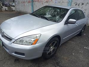 Honda Accord 2007 Silver | Cars for sale in Lagos State, Surulere