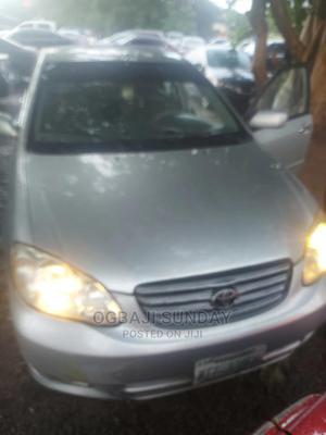 Toyota Corolla 2003 Silver | Cars for sale in Abuja (FCT) State, Gwarinpa