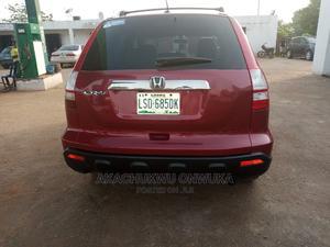 Honda CR-V 2008 Red | Cars for sale in Abuja (FCT) State, Gwagwalada