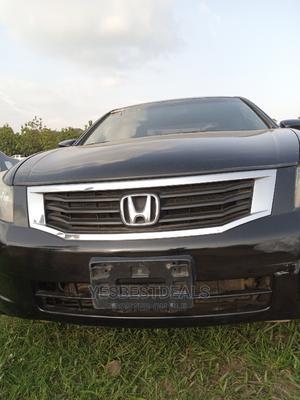 Honda Accord 2009 2.0 I-Vtec Automatic Black | Cars for sale in Abuja (FCT) State, Garki 1