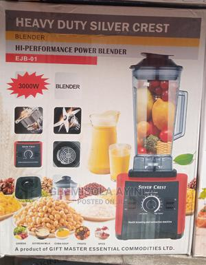 3000watts Silver Crest Blender   Kitchen Appliances for sale in Lagos State, Abule Egba