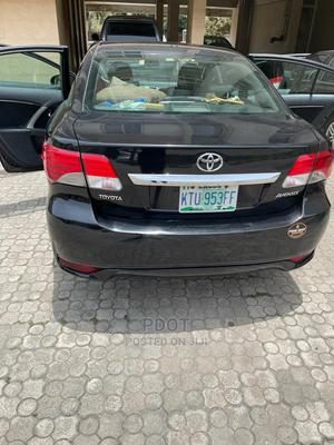 Toyota Avensis 2012 2.0 Advanced Automatic Black   Cars for sale in Lagos State, Ikoyi
