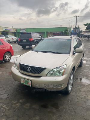 Lexus RX 2008 350 AWD Gold | Cars for sale in Lagos State, Ajah