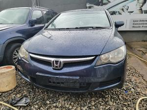 Honda Civic 2007 Blue | Cars for sale in Lagos State, Ogba
