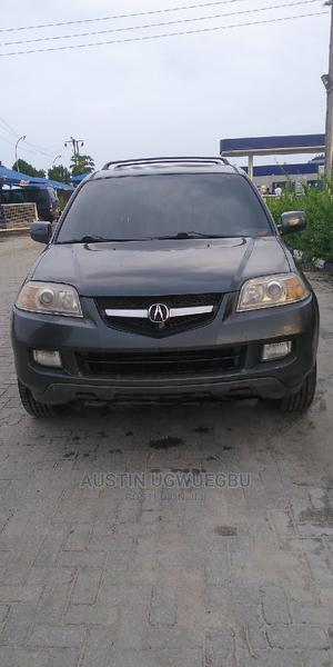 Acura MDX 2005 Gray | Cars for sale in Lagos State, Ajah