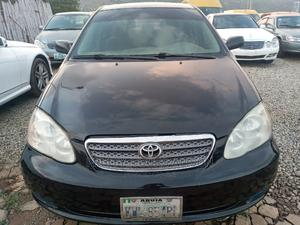 Toyota Corolla 2005 LE Black | Cars for sale in Abuja (FCT) State, Katampe