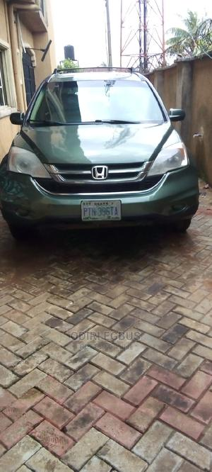 Honda CR-V 2011 EX 4dr SUV (2.4L 4cyl 5A) Green   Cars for sale in Edo State, Benin City