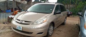 Toyota Sienna 2007 LE 4WD Gold | Cars for sale in Imo State, Owerri
