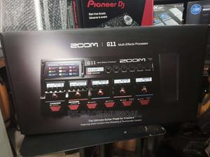 The Best Professional ZOOM G11 Guitar Effects | Musical Instruments & Gear for sale in Lagos State, Ojo