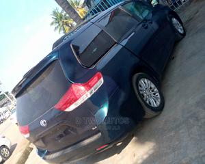 Toyota Sienna 2012 XLE 8 Passenger Green   Cars for sale in Lagos State, Agege