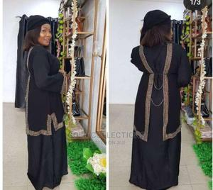 New Quality Female Abaya Black Gown   Clothing for sale in Lagos State, Magodo