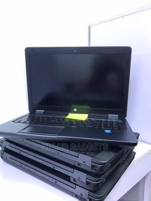 Laptop HP ZBook 15 G2 8GB Intel Core I7 HDD 500GB   Laptops & Computers for sale in Lagos State, Ikeja