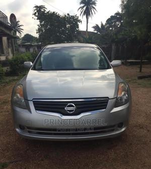 Nissan Altima 2008 2.5 Silver | Cars for sale in Lagos State, Yaba