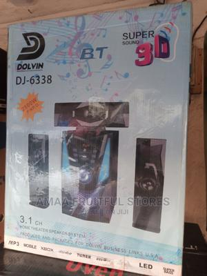 Djack Home Theater   Audio & Music Equipment for sale in Abuja (FCT) State, Wuse