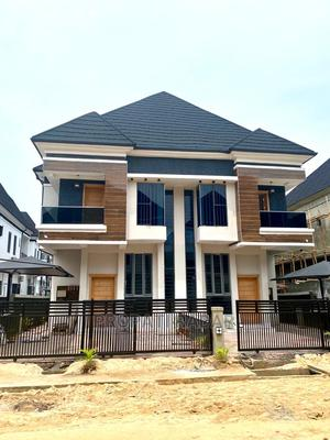 Furnished 4bdrm Duplex in Chevron Alternative, Lekki for Sale | Houses & Apartments For Sale for sale in Lagos State, Lekki