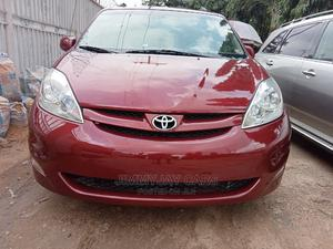 Toyota Sienna 2008 XLE Limited Red   Cars for sale in Lagos State, Ikeja