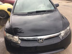 Honda Civic 2007 Black   Cars for sale in Lagos State, Amuwo-Odofin
