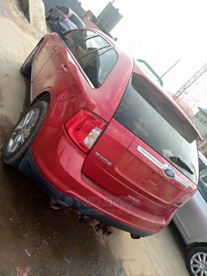 Ford Edge 2011 Red | Cars for sale in Lagos State, Ifako-Ijaiye
