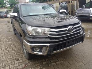 Toyota Hilux 2009 2.7 VVT-i 4X4 SRX Black   Cars for sale in Lagos State, Ikeja