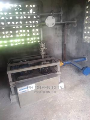 Original New CORKEN LPG Pump Alongside 55,000 Litre Tank An   Manufacturing Equipment for sale in Rivers State, Port-Harcourt