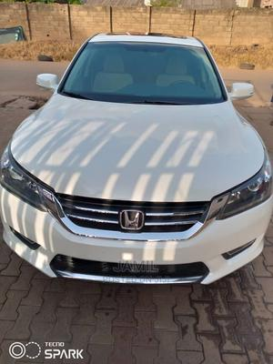 Honda Accord 2014 White | Cars for sale in Kaduna State, Kaduna / Kaduna State