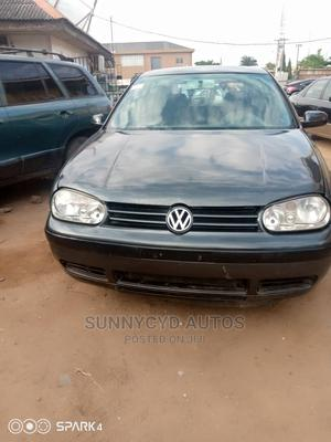 Volkswagen Golf 1999 1.4 Variant Green | Cars for sale in Lagos State, Abule Egba