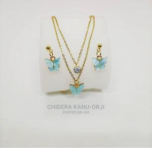 Butterfly Necklace | Jewelry for sale in Lagos State, Ojo