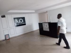 To Let: A Spacious 2br Flat (Upstairs) for Office Use at Allen | Commercial Property For Rent for sale in Lagos State, Ikeja