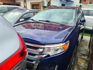 Ford Edge 2012 Blue   Cars for sale in Lagos State, Amuwo-Odofin