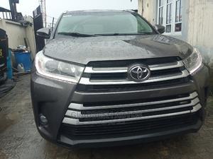 Toyota Highlander 2015 Gray   Cars for sale in Lagos State, Lekki
